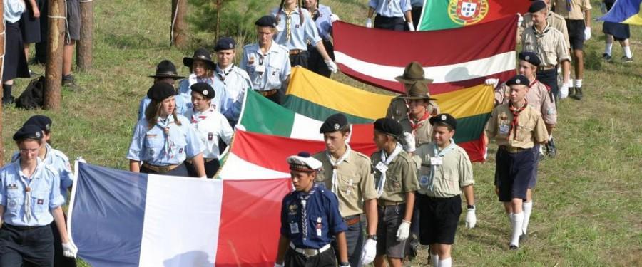 12 mila ragazzi di 20 paesi in Normandia