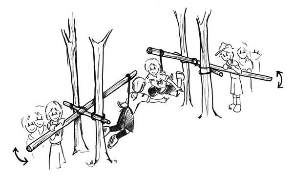 Woodland: lo Scalpo Volante