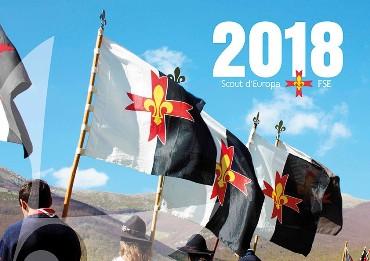 Calendario scout 2018