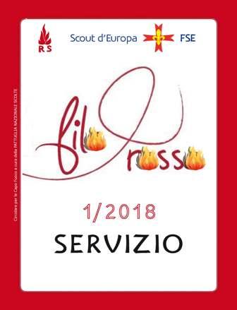 """FILO ROSSO """"SERVIZIO"""""""
