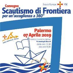 """A Palermo il Convegno """"Scautismo di Frontiera"""""""