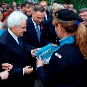 Celebrazioni del 75° anniversario della Battaglia di Montecassino