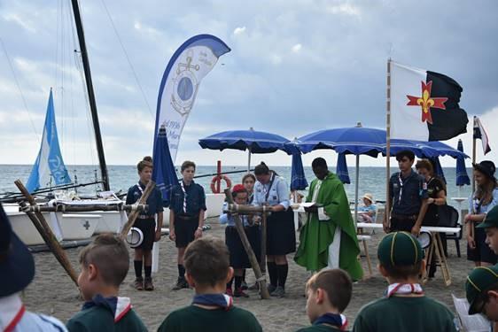 Lega Navale -Scout d'Europa … primi passi
